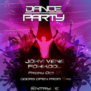<!--:ee-->DANCE PARTY 7-9 kl.<!--:--><!--:ru-->DANCE PARTY 7-9 kl.<!--:-->